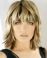 Rocker Razor cut Hairstyle images