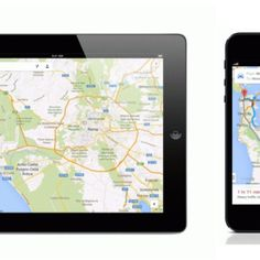 Google Maps 2.0 for iOS Launches With iPad Support and Indoor Maps