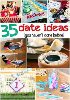 35 date ideas for date night