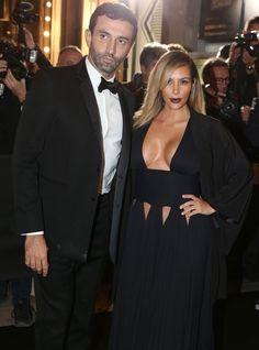 El viaje parisino de Kim Kardashian y Kanye West, en plena semana de la moda, deja día sí día también comentadas imágenes.