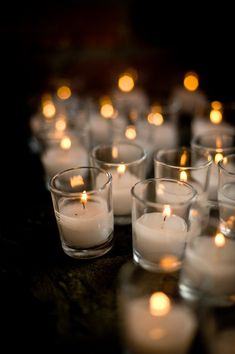 montreal-wedding-candle-votives - Once Wed Candels, Candle Lanterns, Votive Candles, White Candles, Scented Candles, Romantic Candles, Mini Candles, Small Candles, Tea Light Candles