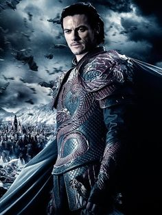 Not a lot of people appreciated Dracula Untold. It didn't hurt that Luke Evans was the lead. Dracula Untold, Count Dracula, Luke Evans Dracula, Evil Dead, Vlad The Impaler, Image Film, Brandon Lee, Vampires And Werewolves, Vampire Art