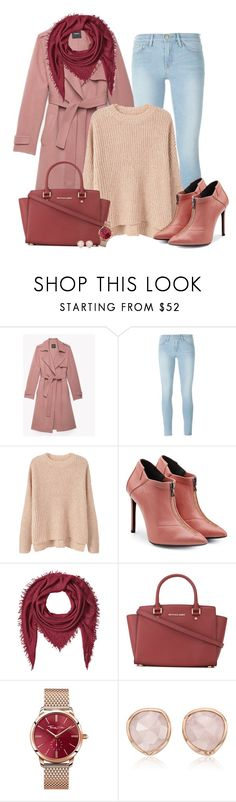 """""""Your """"Must Have"""" shoes in Fall 2016! - Contest!"""" by asia-12 ❤ liked on Polyvore featuring Frame, MANGO, Roland Mouret, Faliero Sarti, MICHAEL Michael Kors, Thomas Sabo and Monica Vinader"""