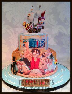 One Piece, Manga Cake