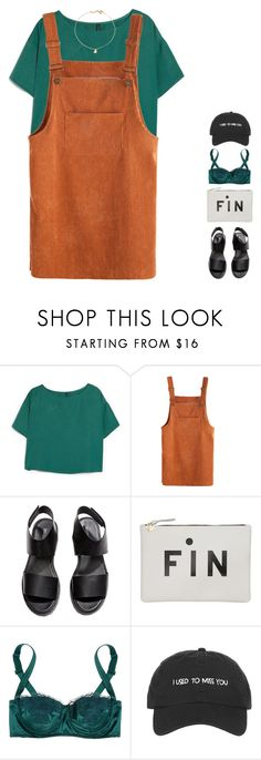 """""""✧inspired set & shoutout✧"""" by beauty-from-ashes ❤ liked on Polyvore featuring MANGO, H&M, Dolce&Gabbana and Estella Bartlett"""