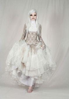 steampunk  White Queen
