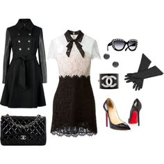 """Classic"" by bagabond on Polyvore"