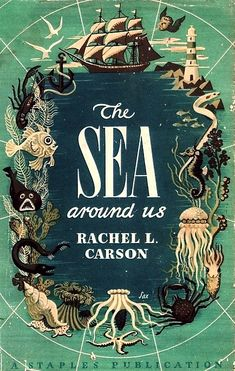 Rachel Carson was an amazing person. Her books will enlighten you.