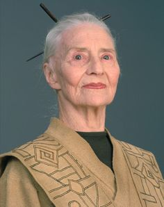 Jocasta Nu is the head librarian of the library at the Jedi Temple on Coruscant in the Star Wars universe.