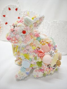 Osamu Watanabe  Fake Sweets Rabbit  (Pretty sure I pinned it before but didn't know the artist)