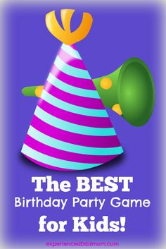 It's the best birthday party game we have ever played. Kindergartners through second graders have loved it, and I'm sure we'll keep playing it for years to come! Learn how to play this free, simple, and easy game that is a total crowd-pleaser!