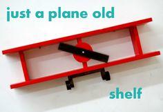 Plane Old Shelf | Ana White