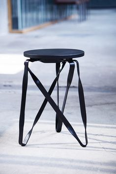 Twist Grille Stool by Yen Hao Chen and Hui Ying Lu Photo