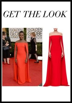 Get The Red Carpet Look From The Golden Globes – Style Context