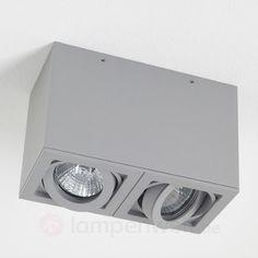 Spectacular  flammiger Deckenstrahler LIGHT BOX