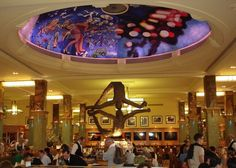 La Coupole is a Paris institution founded back in1927. A true French Brasserie...