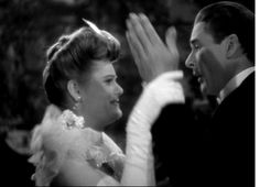 "1942 - ""Gentleman Jim""  starring Errol Flynn and Alexis Smith."