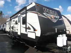 New 2016 Palomino Puma 31-BHSS Travel Trailer at Campers Inn | Raynham, MA | #19356