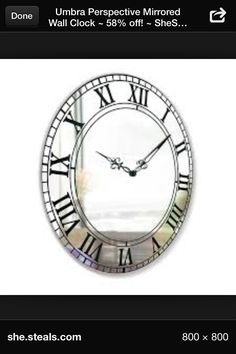 1000 Images About Mirrors On Pinterest Clock
