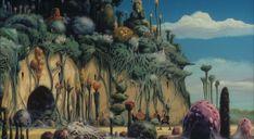 boiteaoutils: # 風の谷のナウシカ Nausicaa by Hayao Miyazaki