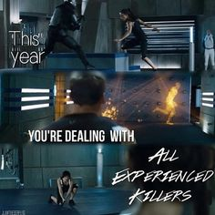 Hunger Games Quote / Haymitch / Catching Fire