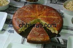 خبزة معمرة ب عجينة 10 دقائق | chhiwati.com