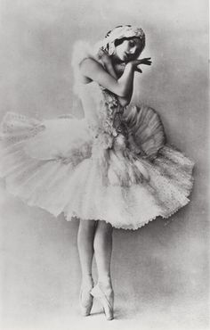 """No one can arrive from being talented alone - work transforms talent into genius."" - Anna Pavlova"