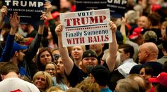 Taking Trump voters' concerns seriously means listening to what they're actually saying -  Thought by hubby: Is their underlying fear that as a minority they'll be treated as they treated former minorities?