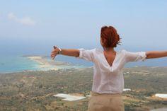 W drodze na wyspę #Elafonisi #Kreta #Crete Magdalena Precz pracownik Call Center