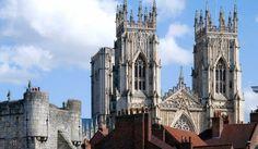 York- Adquirida por Europamundo Lago Ness, Cologne, Barcelona Cathedral, Building, Travel, Lakes, Scotland, Ireland, England