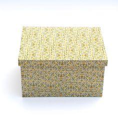 Kisten & Boxen - Box,Aufbewahrung,XXL-Schachtel,Carta Varese,Kiste - ein Designerstück von ars-unica bei DaWanda