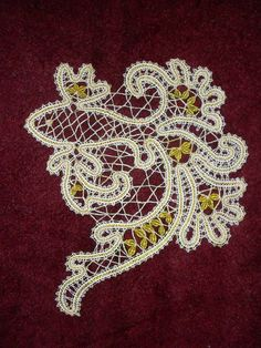 Bobbin Lace Patterns, Rangoli Designs, Crochet Projects, Diy And Crafts, Folk, Textiles, Embroidery, Knitting, Pictures