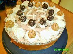 Yvonne`s Hobbyhaus: Geburtstagstorte von meinem Mann 2014