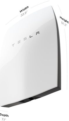 Combined with solar cells, Tesla's new Powerwall stores peak solar energy for consumption during peak energy demand hours – lightening the load on the power grid.