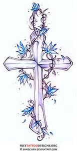 Image detail for -Cross+tattoos+for+women+pictures