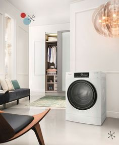 Supreme Care washing machine | Whirlpool | girlabouttech.com