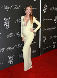 In Gucci at the 2014 Angel Ball hosted by Gabrielle's Angel Foundation in New York.   - ELLE.com