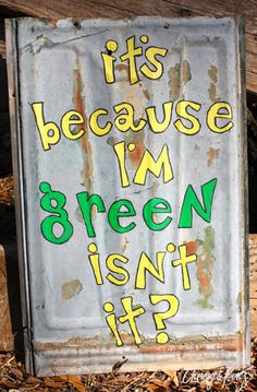LOL  Grinch Quote Painting.