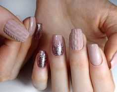 Summer Short Nail Trends for 2019 Stylish Nails, Trendy Nails, Cute Nails, Long Gel Nails, Short Nails, Nail Drawing, Brittle Nails, Sweater Nails, Manicure E Pedicure