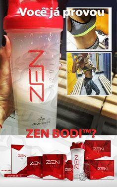 O Corpo Humano é complexo e é necessário que vários mecanismos funcionem em simultâneo para que você se mantenha saudável e em forma. O programa ZEN BODI™ é composto por 3 produtos que o ajudam a alcançar um estilo de vida saudável.. No entanto para além de usar o Zen Bodi™ vocês devem saber profundamente acerca de cada produto e a reação dele no seu organismo e por isso o Team Ouro irá lançar o vídeo explicativo da Conselheira Médica da Jeunesse e promotora da linha Zen Bodi, Donna Antarr..