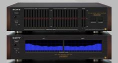 Sony Graphic Equalizer !!