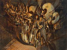 #ArtInMotion #newpiece #colorful #abstract #fun  http://www.nickchaboya.com/store/ @NickChaboya
