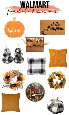 Your Fall Decor