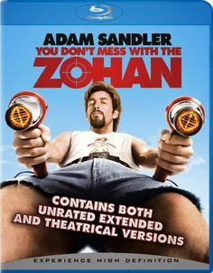 Free Download You Dont Mess With The Zohan 2008 UNRATED Hindi Dubbed Dual BRRip 350mb Only At Downloadingzoo.com