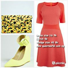 colour your wardrobe! www.questworld.com.ng