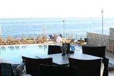 Das Restaurant mit Meerblick im Barcelo Illetas Albatros