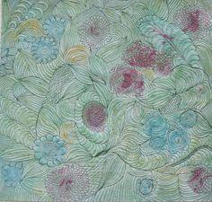 quilt by Anna Sławińska