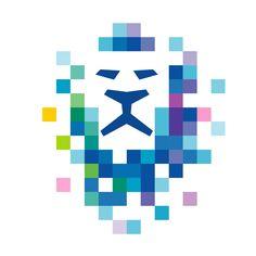 狮子图形商标--《7981兄弟的一千个设计小品》NO.0032