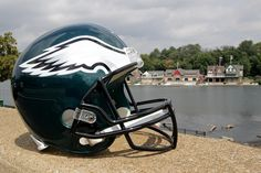 #FlyEaglesFly at Boathouse Row