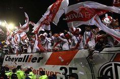 River campeón: tras el título, una emotiva fiesta en el Monumental - River Plate - canchallena.com